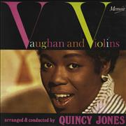 Click here for more info about 'Sarah Vaughan - Vaughan And Violins'