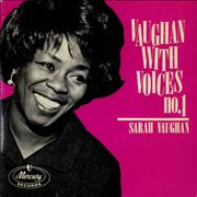 Click here for more info about 'Sarah Vaughan - Vaughan With Voices No. 1 & 2'