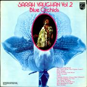 Click here for more info about 'Sarah Vaughan - Volume 2 - Blue Orchids'