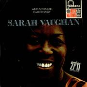 Click here for more info about 'Sarah Vaughan - Who Is This Girl Called Sassy?'
