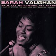 Click here for more info about 'Sarah Vaughan - With The Hollywood All Stars EP'