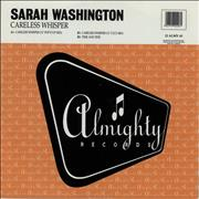 Click here for more info about 'Sarah Washington - Careless Whisper'