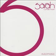 Click here for more info about 'Sarah Whatmore - Automatic'