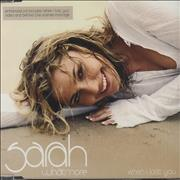 Click here for more info about 'Sarah Whatmore - When I Lost You'