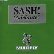 Click here for more info about 'Sash! - Adelante'