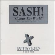 Click here for more info about 'Sash! - Colour The World'