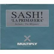 Click here for more info about 'Sash! - La Primavera'