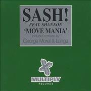Click here for more info about 'Sash! - Move Mania'