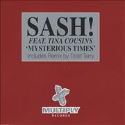 Click here for more info about 'Sash! - Mysterious Times'