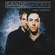 Click here for more info about 'Savage Garden - I Knew I Loved You'