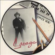 Click here for more info about 'Savage (Italo-Disco) - Only You'