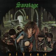 Click here for more info about 'Savatage - Sirens'