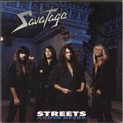 Click here for more info about 'Savatage - Streets - A Rock Opera'