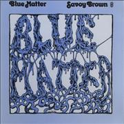 Click here for more info about 'Savoy Brown - Blue Matter'