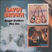 Click here for more info about 'Savoy Brown - Boogie Brothers / Wire Fire'