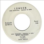 Click here for more info about 'Savoy Brown - Estoy Cansado - I'm Tired'