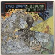 Click here for more info about 'Savoy Brown - Hellbound Train - EX'