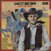 Savoy Brown Jack The Toad UK vinyl LP