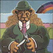 Savoy Brown Lion's Share - 2nd UK vinyl LP