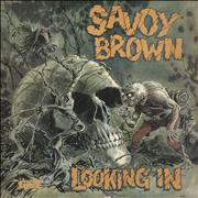 Savoy Brown Looking In - EX UK vinyl LP