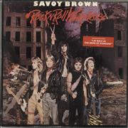 Click here for more info about 'Savoy Brown - Rock 'n' Roll Warriors - Sealed'