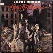 Click here for more info about 'Savoy Brown - Rock 'n' Roll Warriors'