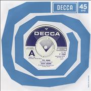 "Savoy Brown Tell Mama - A Label UK 7"" vinyl Promo"