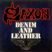Click here for more info about 'Saxon - Denim And Leather'