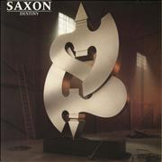 Click here for more info about 'Saxon - Destiny'