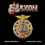 Click here for more info about 'Saxon - Iron Wheels'