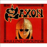 Click here for more info about 'Saxon - Killing Ground'