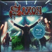 Click here for more info about 'Saxon - Let Me Feel Your Power + 2-CDs - Sealed'