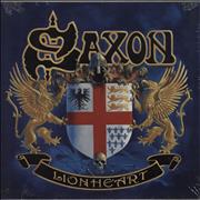 Click here for more info about 'Saxon - Lionheart - Sealed'