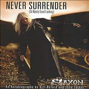 Click here for more info about 'Never Surrender (Or Nearly Good Looking)'