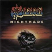 Click here for more info about 'Saxon - Nightmare'