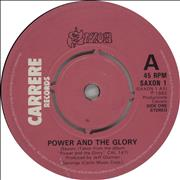 Click here for more info about 'Saxon - Power And The Glory'