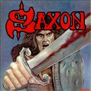 Click here for more info about 'Saxon - Saxon'