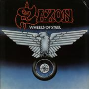 Click here for more info about 'Saxon - Wheels Of Steel'