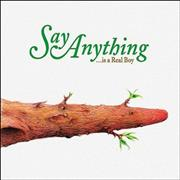 Click here for more info about 'Say Anything - ...Is A Real Boy'
