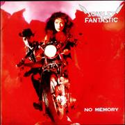 Click here for more info about 'Scarlet Fantastic - No Memory - Black Vinyl'