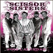 Click here for more info about 'Scissor Sisters - Calendar 2006'