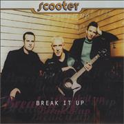 Click here for more info about 'Scooter - Break It Up'