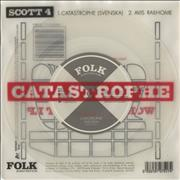 Click here for more info about 'Scott 4 - Catastrophe (Svenska) - Clear Vinyl'