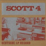 Click here for more info about 'Scott 4 - Deutsche LP Record'