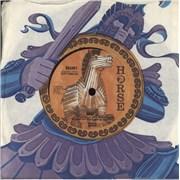 """Scott English Brandy UK 7"""" vinyl Promo"""