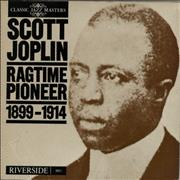 Click here for more info about 'Scott Joplin - Ragtime Pioneer 1899 - 1914'