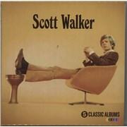Scott Walker 5 Classic Albums UK cd album box set