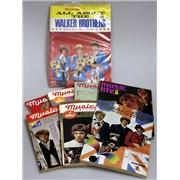 Click here for more info about 'Scott Walker - 8 Scott Walker/Walker Brothers Magazines'