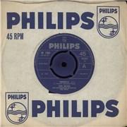 "Scott Walker Annabella UK 7"" vinyl"