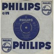 "Scott Walker Lights Of Cincinnatti - 4pr UK 7"" vinyl"